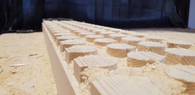 Holz Lego
