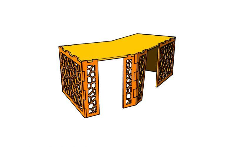 Puzzle Möbel