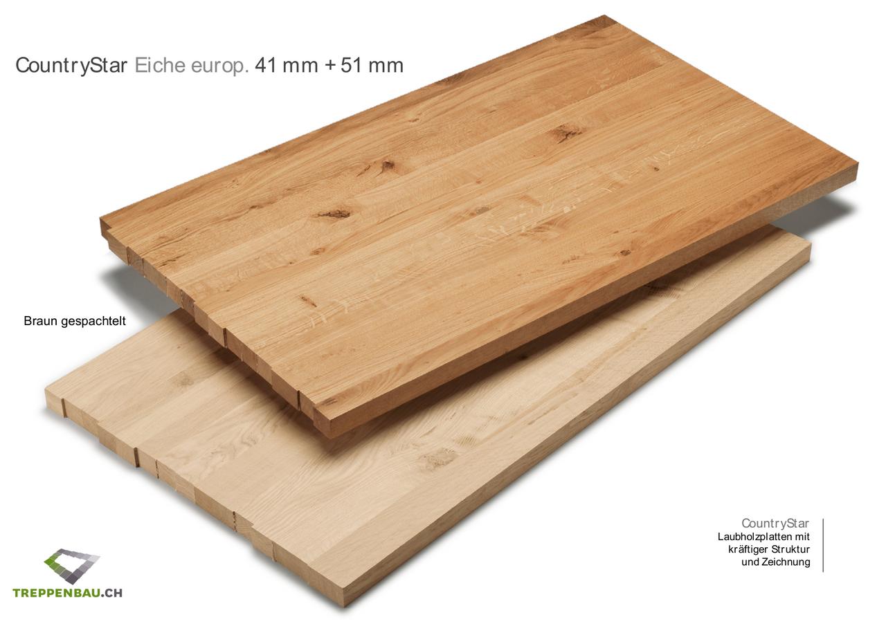 CountryStar-Eiche europ. 41mm + 51mm